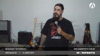 Manifesto Uberlândia - 14/06/2015 - Reverência
