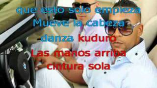 Don Omar Ft. Lucenzo - Danza Kuduro (Karaoke).avi.flv
