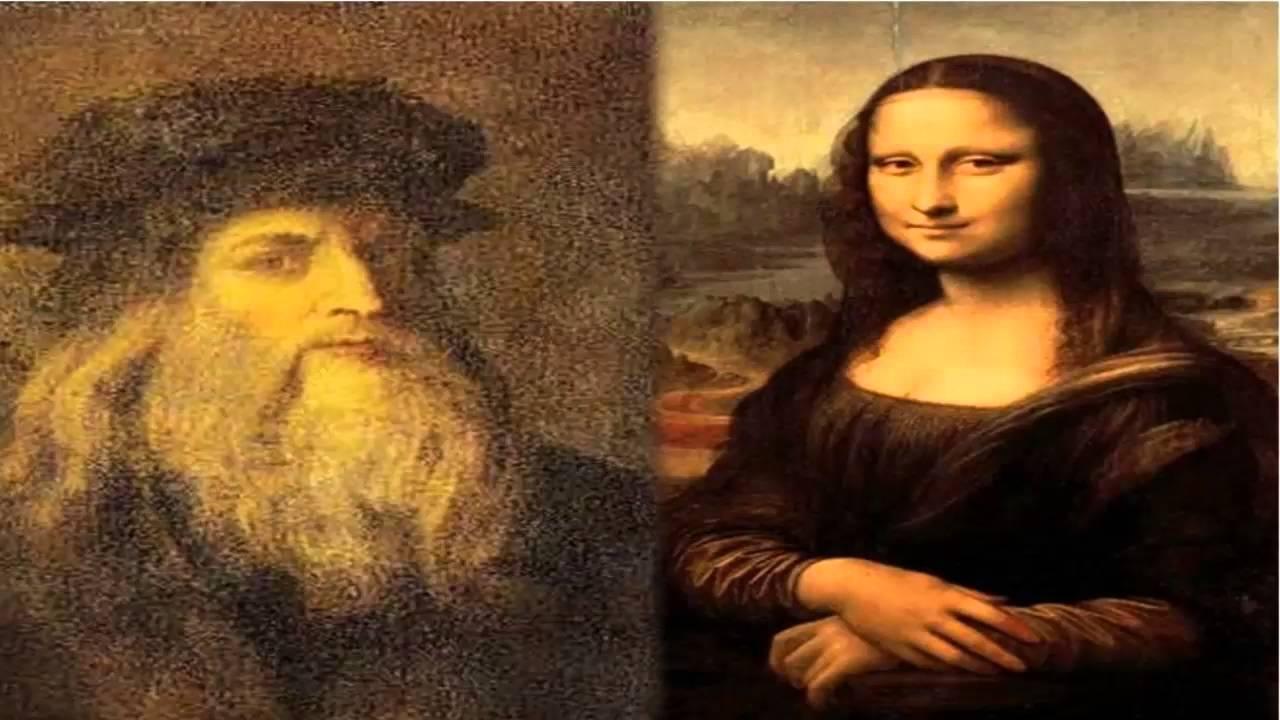 Descubren Rostro Oculto Debajo De La Mona Lisa Youtube