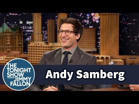 Mark Zuckerberg Set Up Andy Samberg's Facebook Profile