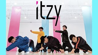 [EAST2WEST] ITZY - 달라달라 (DALLA DALLA) Dance Cover (Boys Ver.) [ITZY DANCE COVER CONTEST]