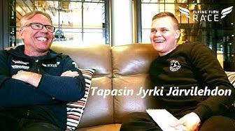 My day - Tapasin Jyrki Järvilehdon!