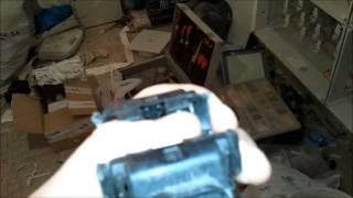 Electricista. Conector de perforación de aislamiento Tipo VAMPIRO