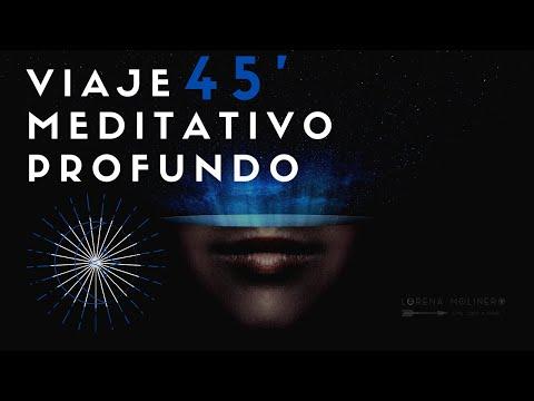 Meditación Guiada Profunda para Conectar con el UNIVERSO - Cuencos Tibetanos & Ondas Alpha