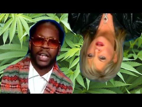 Nancy Grace vs. 2 Chainz On Marijuana Legalization