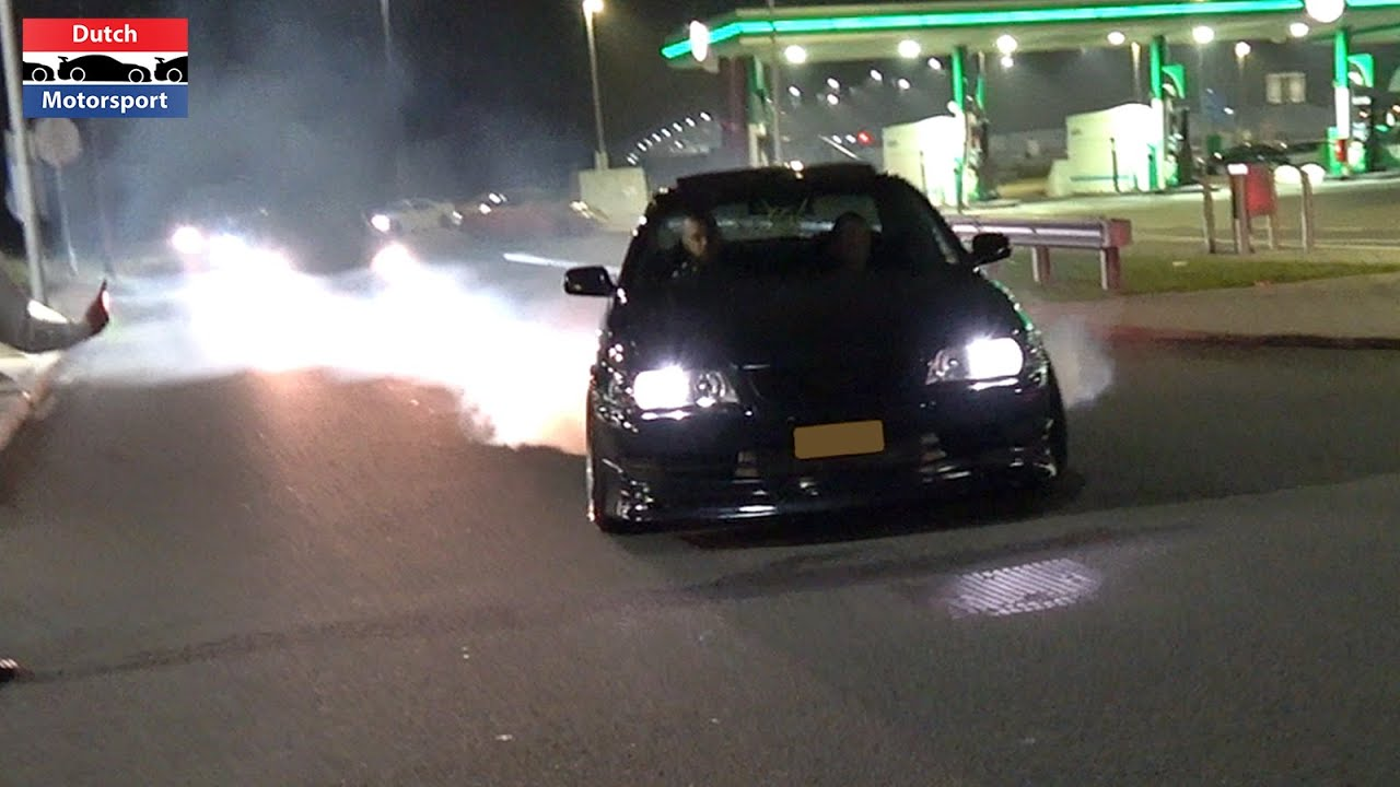 How-to Finish a JDM Night Drive!