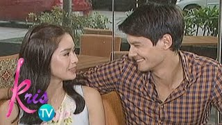 Kris TV: Erich and Daniel help each other