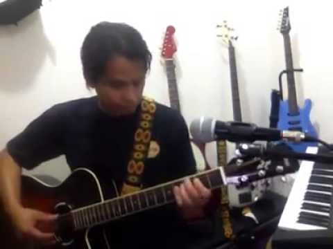 Suddenly by Billy Ocean guitar cover - YouTube
