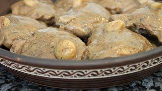 КУРИЦА АДОБО.Филиппинская кухня. Очень сочное и вкусное блюдо из курицы!
