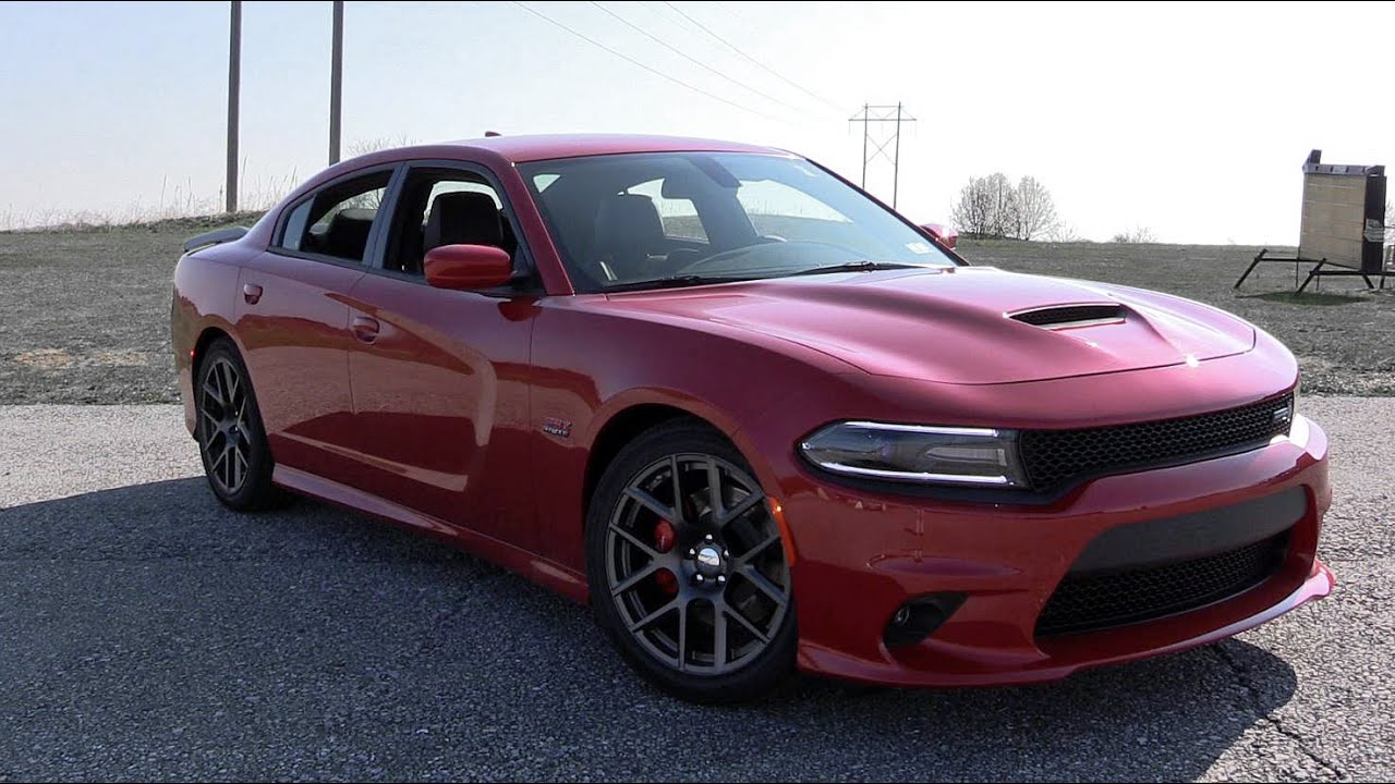 2016 Dodge Charger R T Pack Review