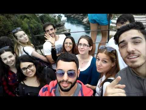 University of Sarajevo - Orientation program 2015 - field trips