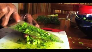Lebanese Tabouli Salad Recipe