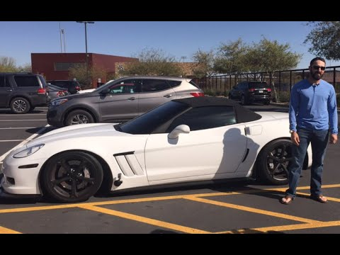 Adam Eaton on his passion for cars
