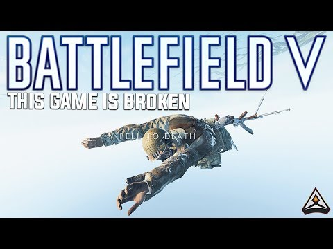 Battlefield 5 is in a terrible state right now
