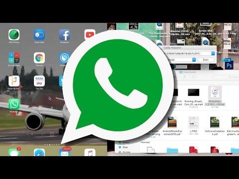 install whatsapp on ipad 1 without jailbreak