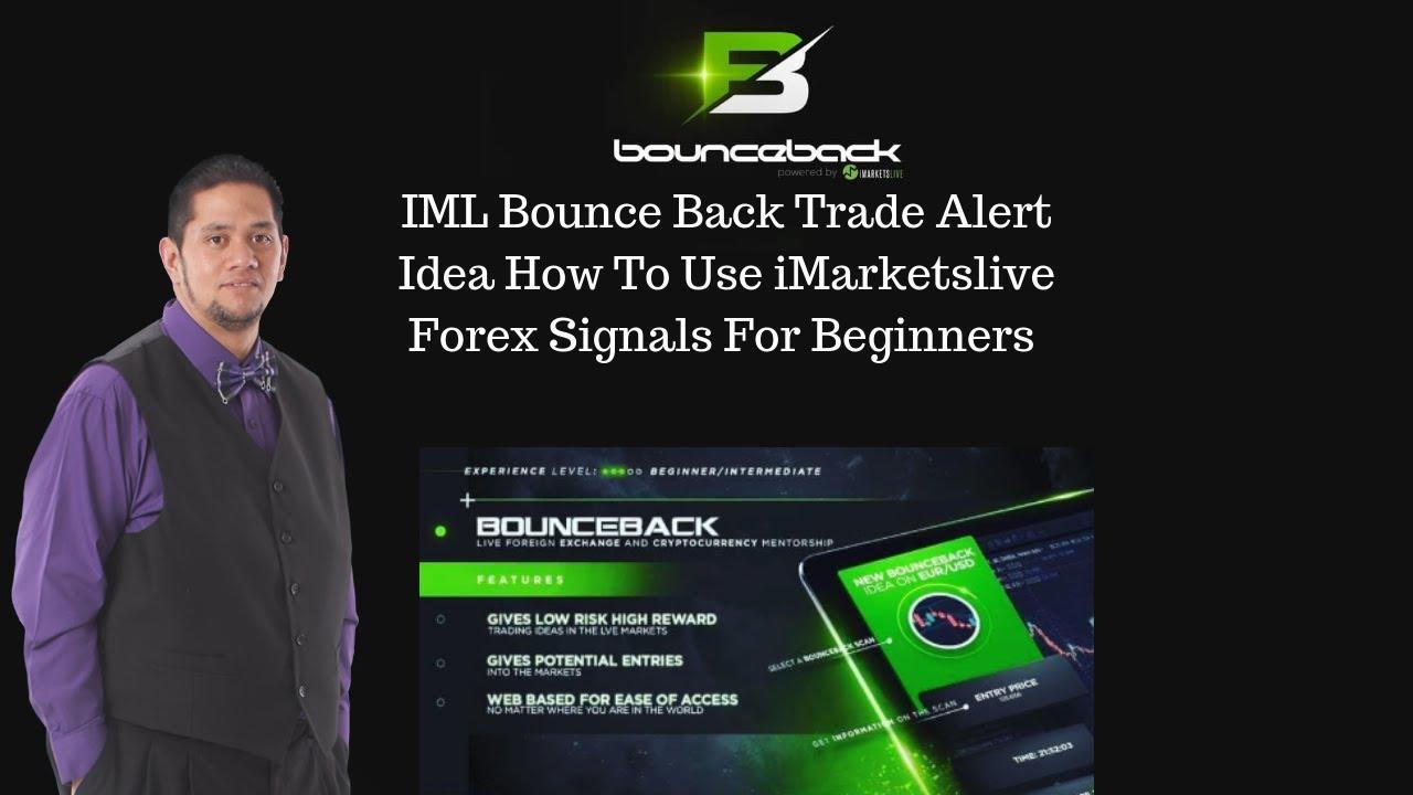 Imarketslive forex signals