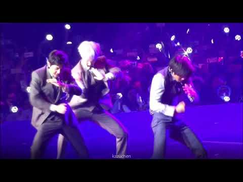180428 EXO(엑소)-Lotto(SUHO focus)full@The EℓyXiOn in Manila[fancam]