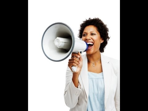 For public speakers and singers: the perfect exercise for vocal strain.