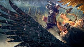 The Witcher 3: Wild Hunt - Боссы на максимальной сложности: Клекотун