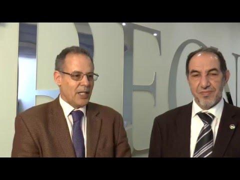 Эмхамед Хаддад дал интервью ИА REGNUM