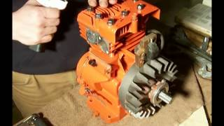 #15 - Briggs and Stratton 5HP 130202 - Cylinder Head installation
