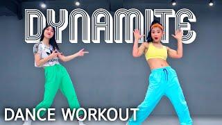 [Dance Workout] BTS - Dynamite   MYLEE Cardio Dance Workout, Dance Fitness