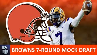 Browns Mock Draft: Full 7 Round 2020 NFL Mock Draft For The Cleveland Browns