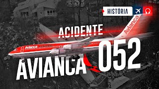 Avianca 052, precursor do acidente da Chapecoense EP. 715