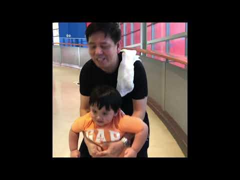 Liam Trip To Children City, Creek Park Dubai