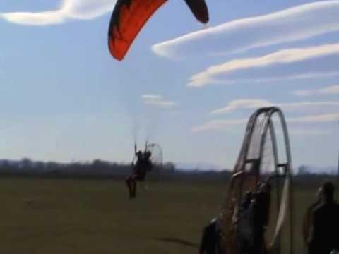 Paramotor Extreme wind condition - Fly products vittorazi morpheus 11