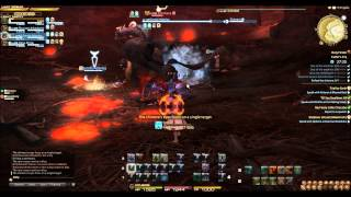 [FFXIV: ARR] Cutter's Cry - Chimera Boss Fight