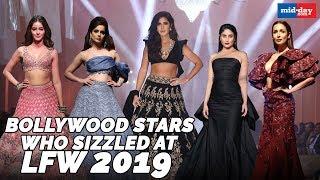 Kangana Ranaut, Katrina Kaif, Kareena Kapoor Khan Stun At Lakme Fashion Week Winter Festive 2019