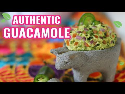 Authentic Mexican Guacamole Recipe | Mexican Food – Spicy Latina Mom