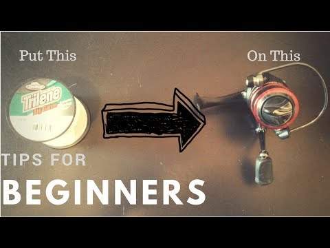 How To Spool A Spinning Reel Without Line Twist