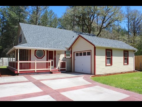 Cottage Style Home For Sale Located In Veneta Oregon Lane