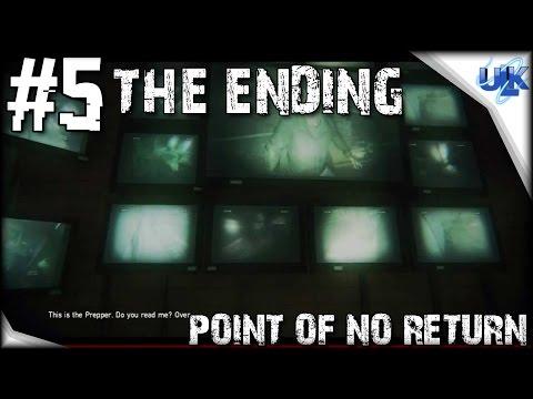 Zombi | Gameplay Walkthorugh Part 5 | Final Ending No Return | PS4 ZombiU