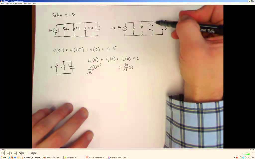 Introduction To Parallel Rlc Circuits Youtube