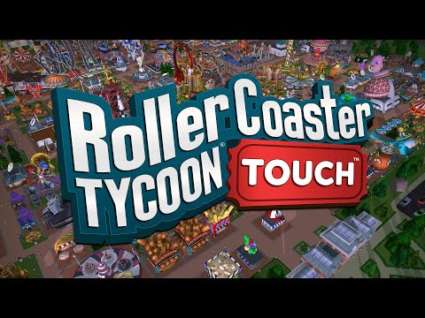 RollerCoaster Tycoon Touch - Build your Theme Park - Apps on