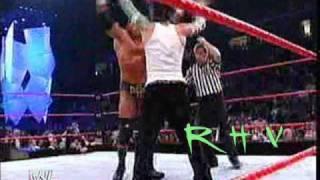 Jeff Hardy VS Triple H Non Title