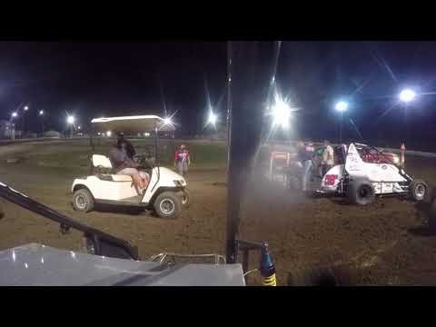 US 24 Speedway Non Wing Feature 8-26-2017 Part 1