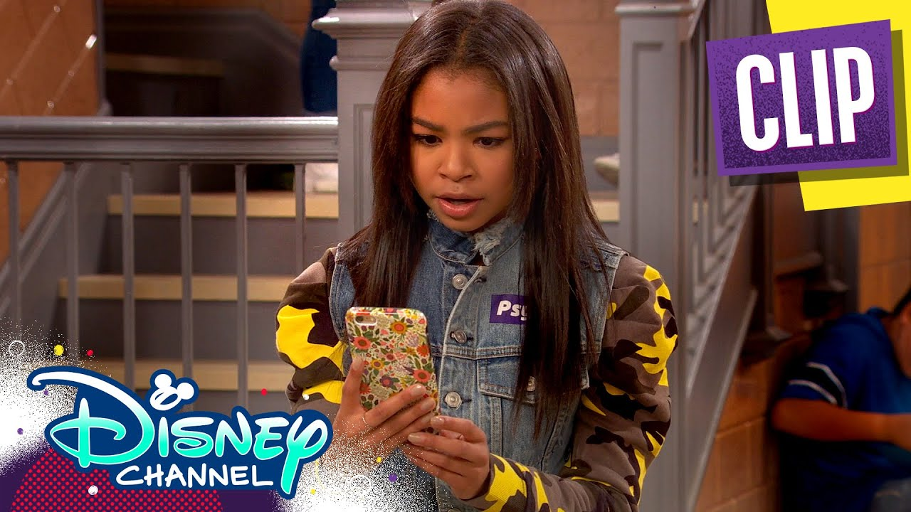 Nia Fights Injustice ?| Raven's Home | Disney Channel