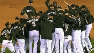 2007 NLDS Gm3: Rockies complete sweep of Phillies