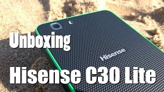 Unboxing - Hisense C30 Lite