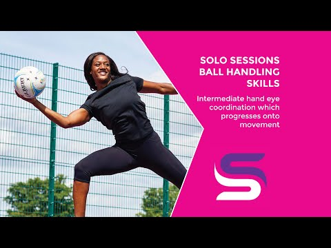 ‪#‎SoloSessions With Sash: Ball Handling