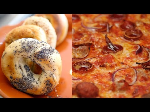 A Water Scientist Explains Why New York Bagels And Pizza Are One-of-a-kind