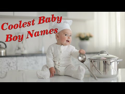 💙 COOLEST BABY BOY NAMES 2018 (Best Baby Names) Vote for YOUR Favorite ⭐