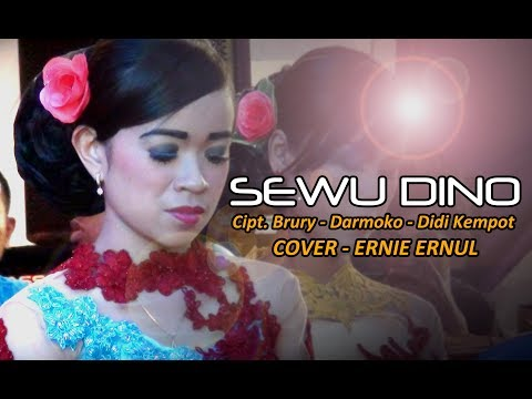 SEWU DINO-Didi Kempot (cover) ERNIE ERNUL - NEW MAHARANI Official Lyric Video