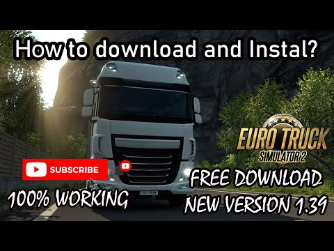 Euro truck simulator 2 download for pc in Tamil | New version 100% | #richygamer