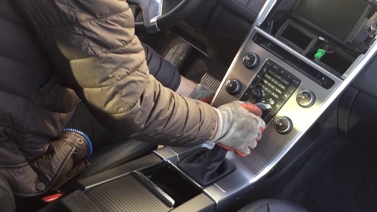 Its Time To Remove Center Console On A Volvo Xc60 Youtube
