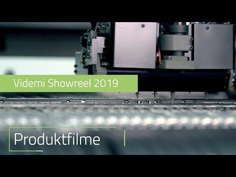 Videmi Filmproduktion Showreel 2019